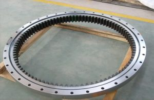 komatsu slewing bearing